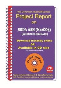 Soda Ash (Na2co3) (Sodium Carbonate) Project Report ebook