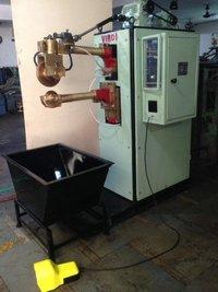 Below Seam Welding Machine