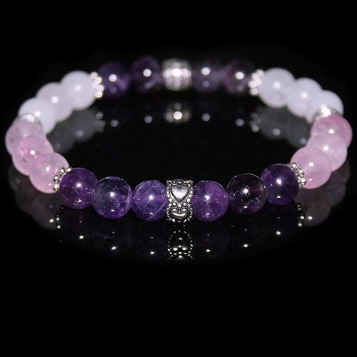 Amethyst Fusion Bracelets