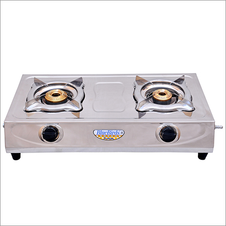 2 Burner Bluebirds LPG Gas Stove