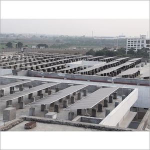PV Solar Module Mounting Structure