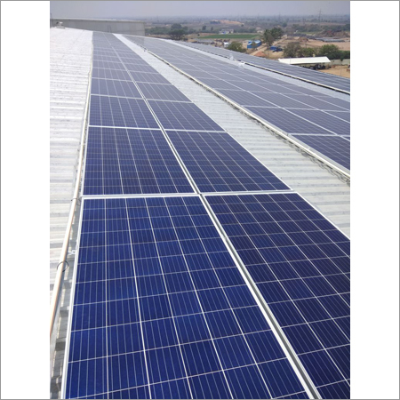 Solar roof Module Sloped Sheet