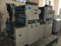 TWO COLOUR OFFSET PRINTING MACHINE