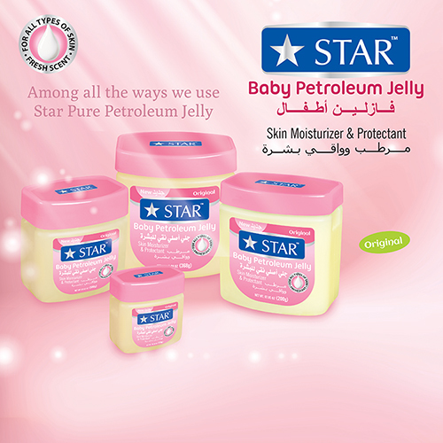 Baby Petroleum Jelly