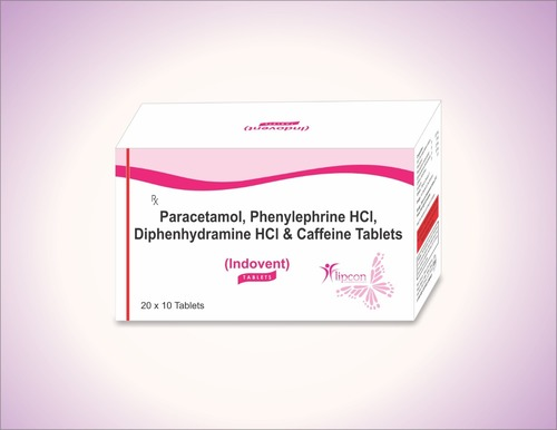 Indovent tablets