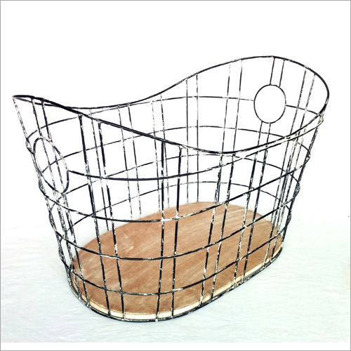 Bike Metal Basket