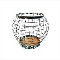Designer Metal Basket