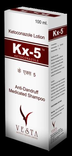 KX-5 Anti Dandruff Shampoo