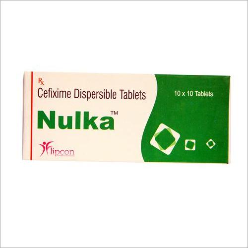 Nulka tablets