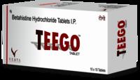 Betahistine Dihydrochloride - 16mg
