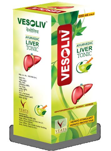 Vesoliv Liver Tonic Syrup