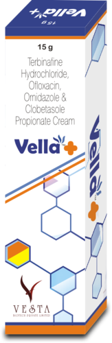 Vella Plus Anti Fungal Cream