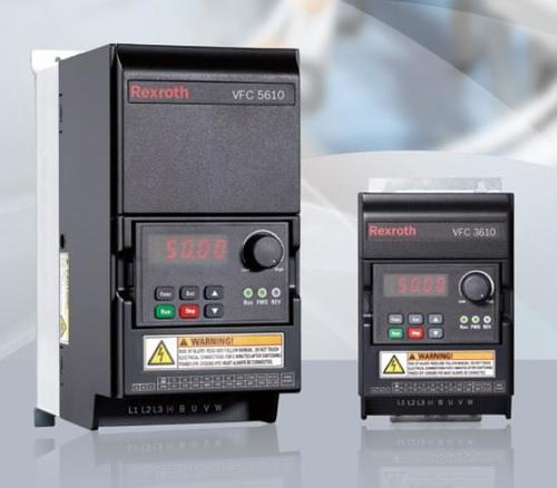 Rexroth 3 Phase Variable Frequency Drive