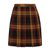Girls School Skirt