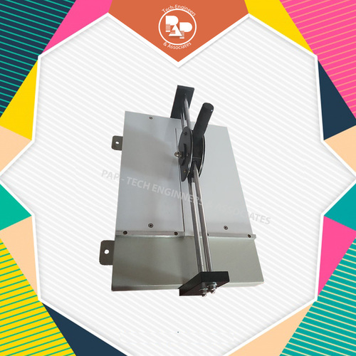 Neck Down Edge Crush Cutter (For Crush Tester)