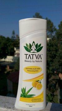 Soothing Aloe vera Moisturizing lotion