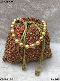 Beautiful Beaded Potli