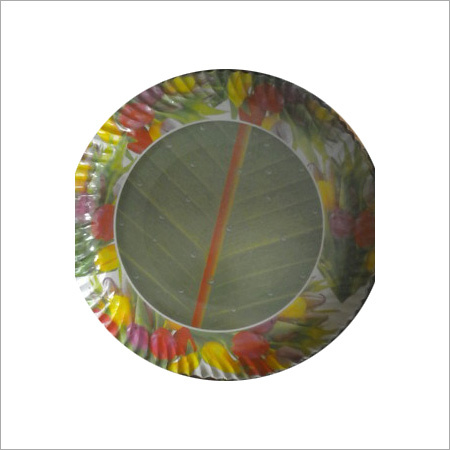 Colored Disposable Plates