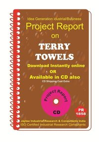 Terry Towels II manufacturing Project Report ebook