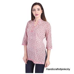 100% Handblock Print Cotton Dress