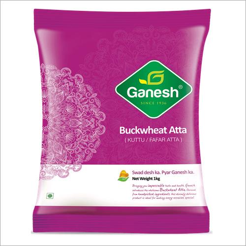 Buckwheat Atta