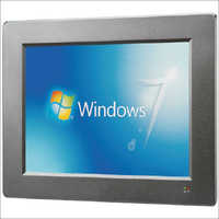 10.4 Resistive Touch, BayTrial J1900 Slim Panel PC