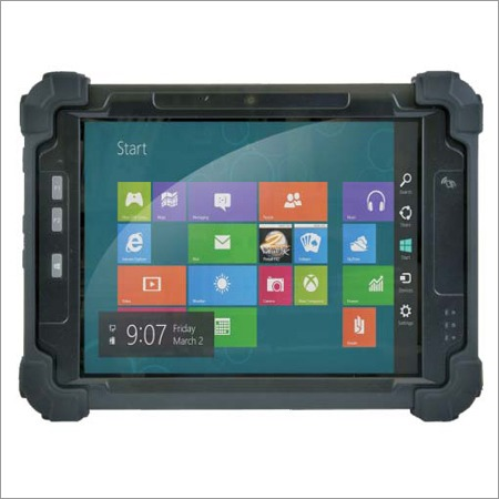 10.4 Window 8 Multi-Touch Rugged Tablet Computer
