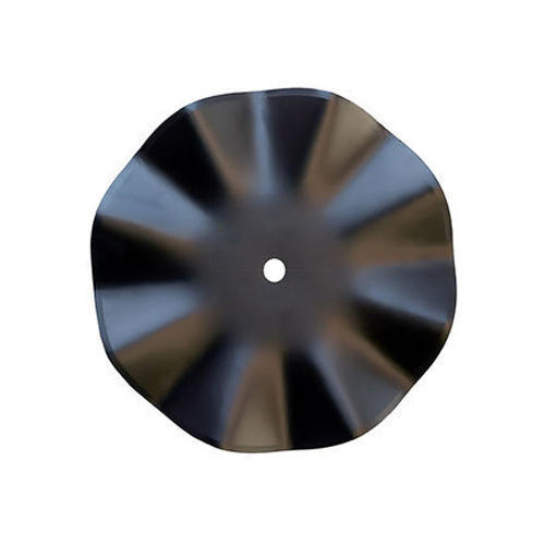 Wavy Coulter Disc