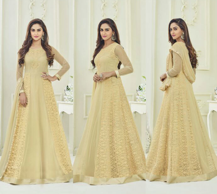 Stylish Gown Style Anarkali Suits