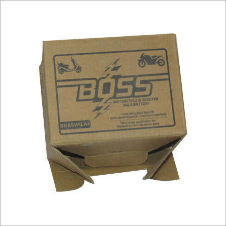 Motorcycle & Scooter Battery Box