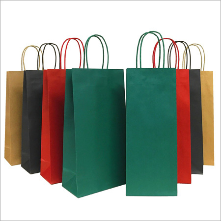 Colorful Paper Bag