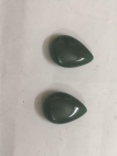 Black Onyx Cut Stone