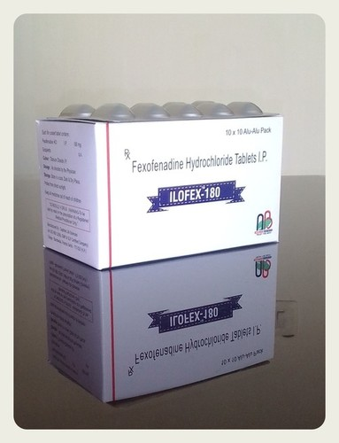 Fexofenadine Hydrochloride Tablet IP