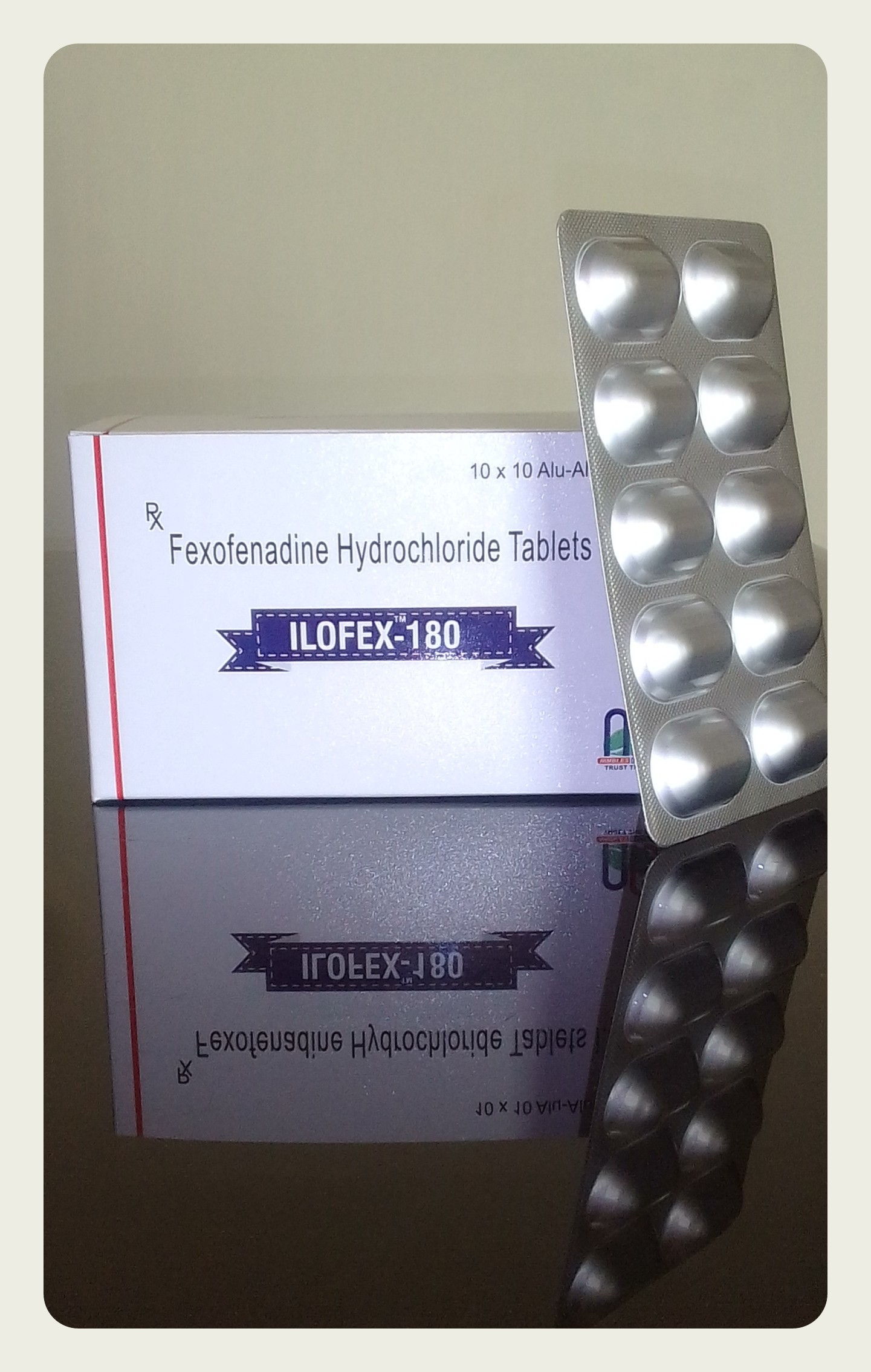 Fexofenadine Hydrochloride Tablet IP