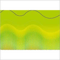 Customized Abstract Table Mat