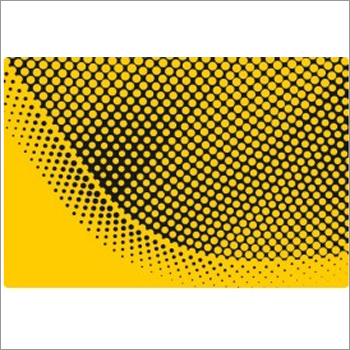 Abstract Table Mat
