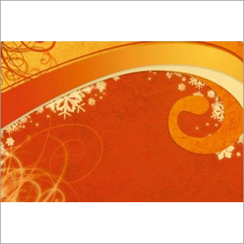 Abstract Colorful Table Place Mat