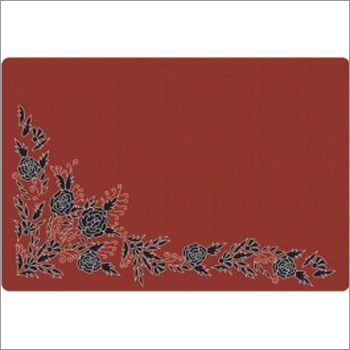 Floral Table Mat