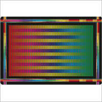 Geometric Designs Table Mat