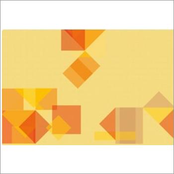 Geometric Designs Restaurant Table Mat