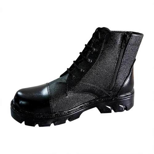 Leather Army Shoe