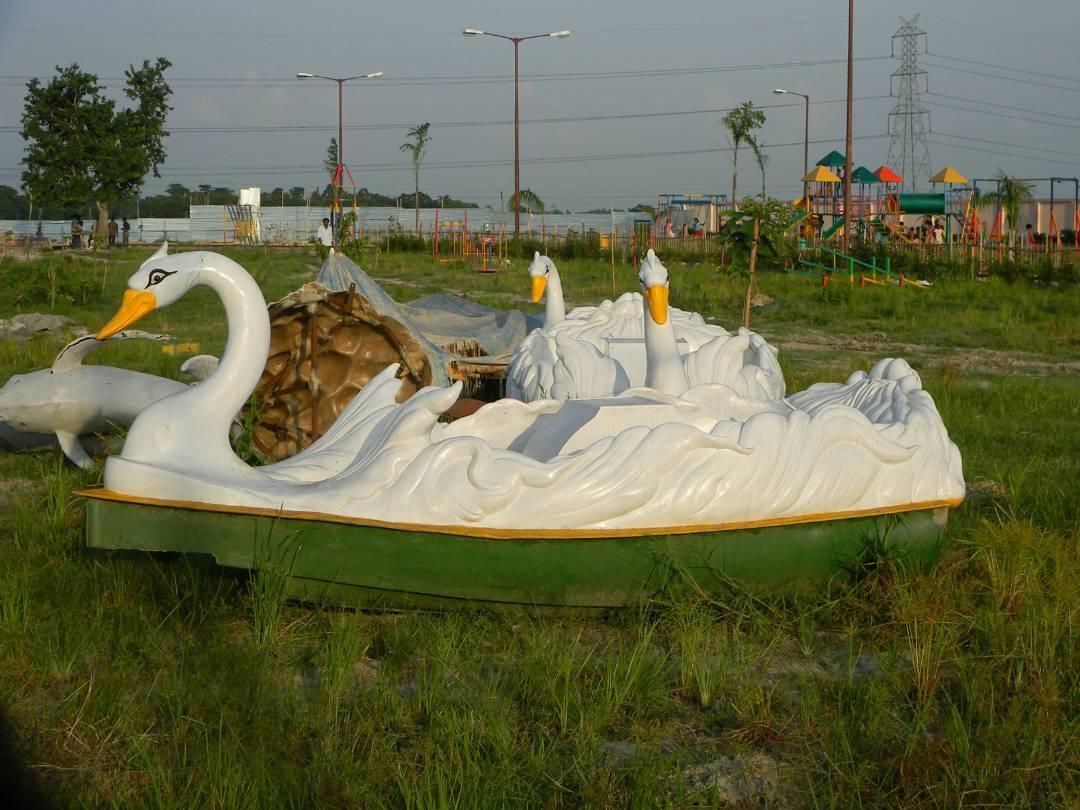 Paddle Boat