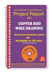 Copper Rod Wire Drawing manufacturing eBook