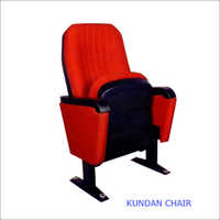 Luxury Push Back Auditorium Chair