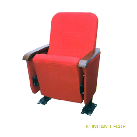 Foldable Auditorium Chair