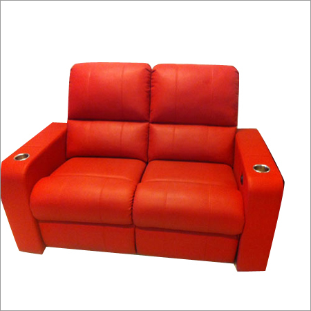 Red Double Recliners