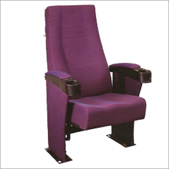 Purple Theatre Chairs