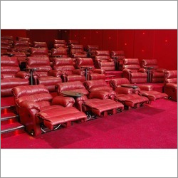 Theatre Leather Recliners