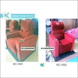 KC-1001 & KC-1002 Push Back Chair