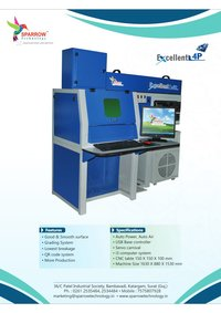 4P Laser Diamond Machine